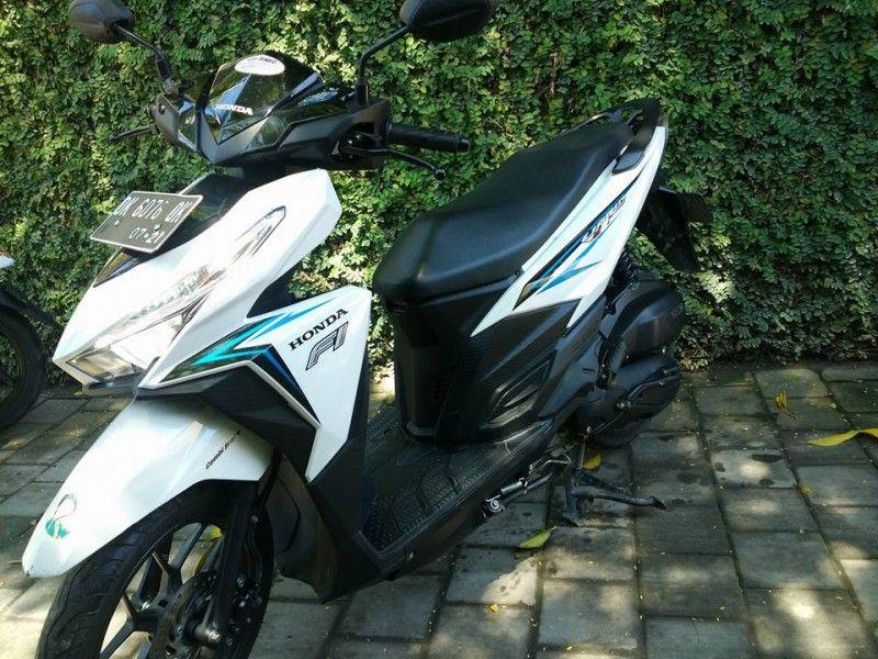Scooter Rental Bali | Honda Vario 125