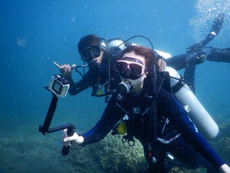 Bali Underwater Explore 2