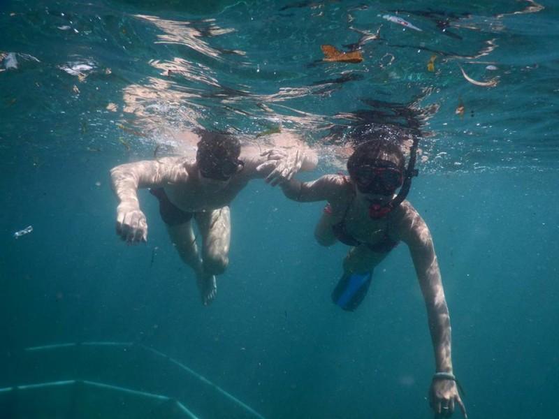 Bali Underwater Explore 1