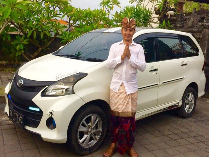Bali Local Tour Guide | Ketut Arik