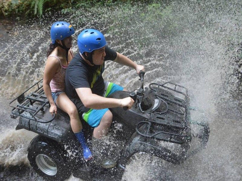 Atv Ride Bali | Tandem Ride