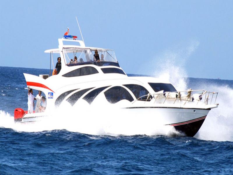 Fast Boat To Lembongan