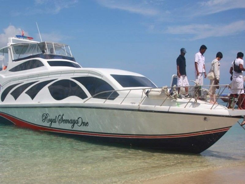 Return Ticket Fast Boat To Gili Islands