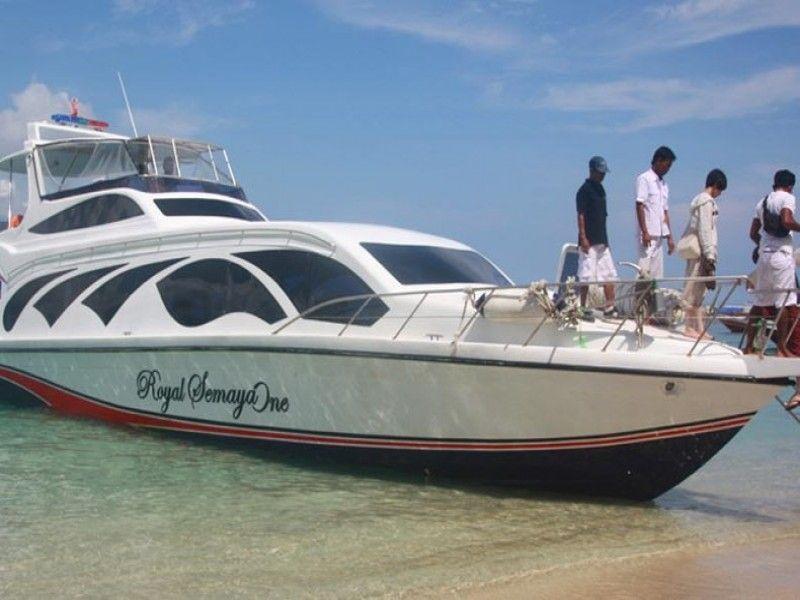 Return Ticket Fast Boat To Gili Islands