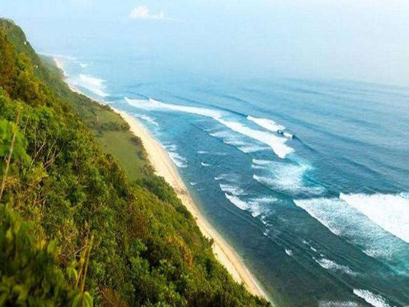 Nyang Nyang Beach, Bali - Salah satu pantai terbaik dunia yang wajib dikunjungi 2018 versi CNN  Travel International