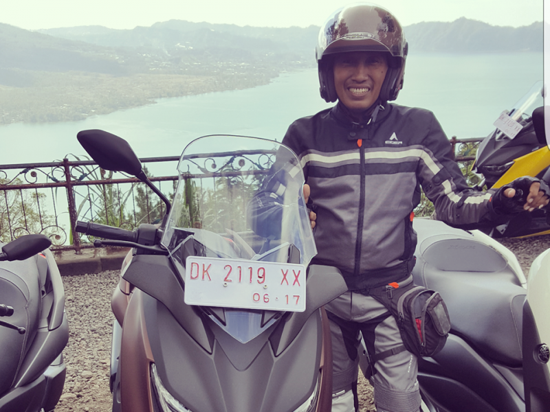 Yamaha XMAX 250 | Review & Bali Touring Sensation