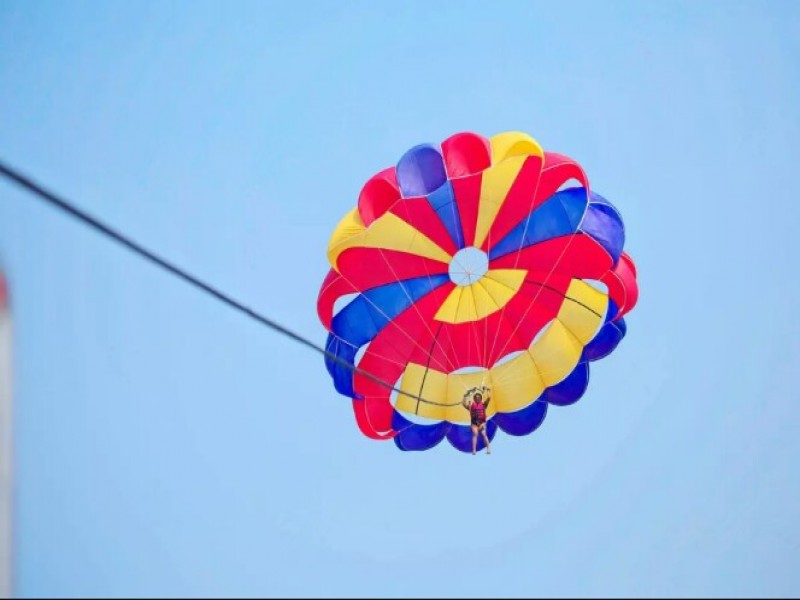 Bali Single Parasailing Price