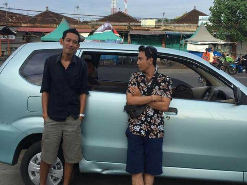 Car With Private Tour Driver Jembrana Bali