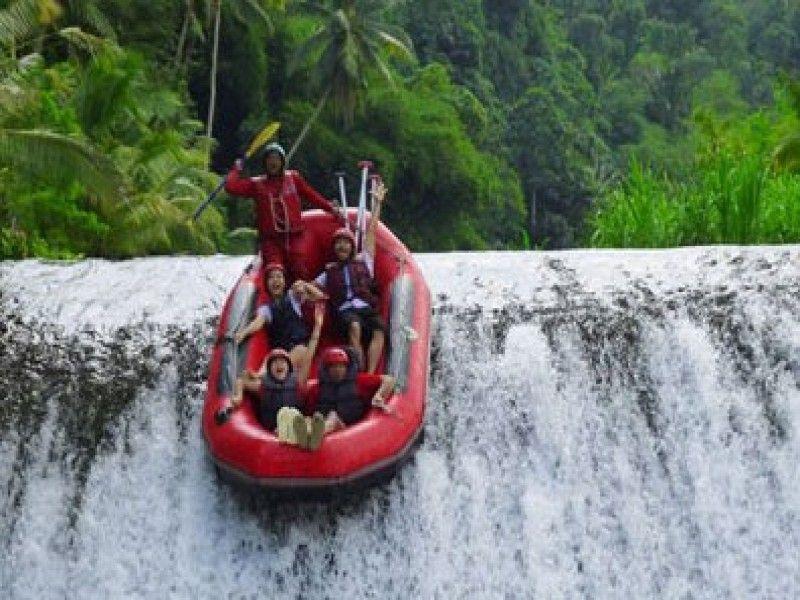 Bali Adventure Rafting Telagawaja