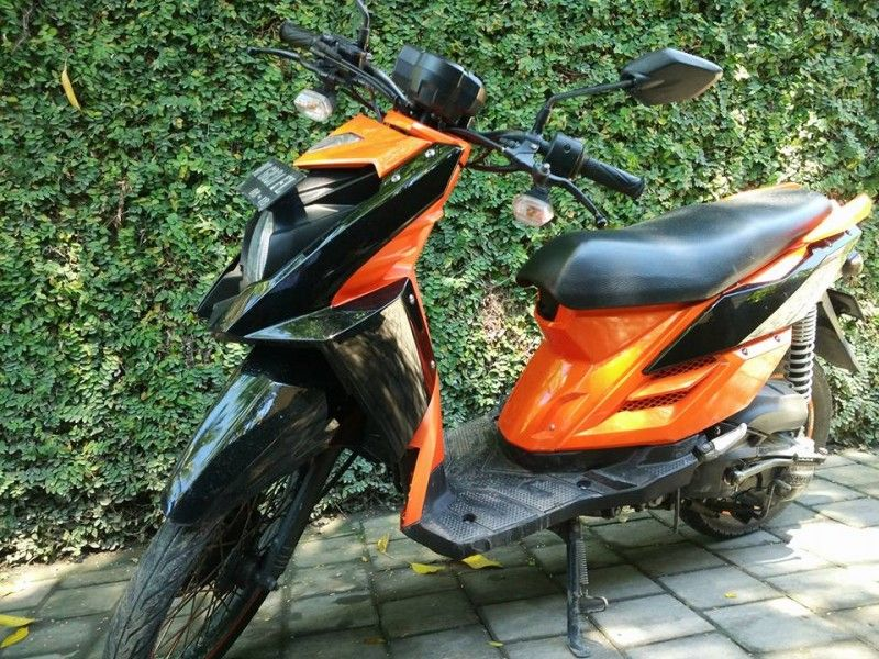 Scooter Rental Bali | Yamaha X-Ride