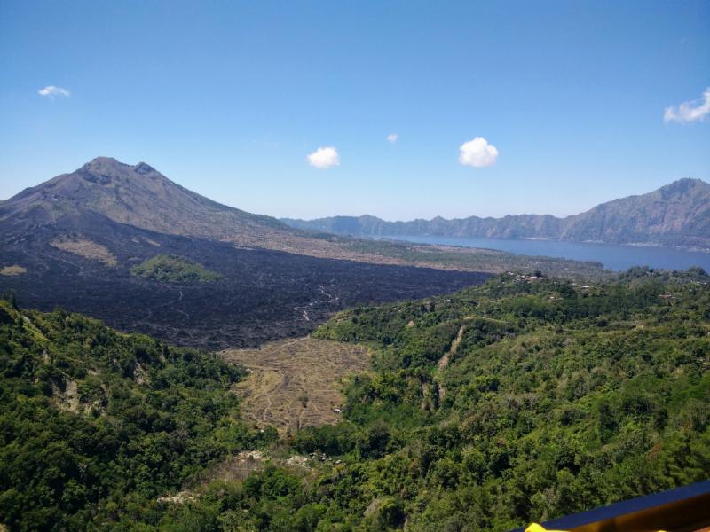 Bali Tours Kintamani Volcano