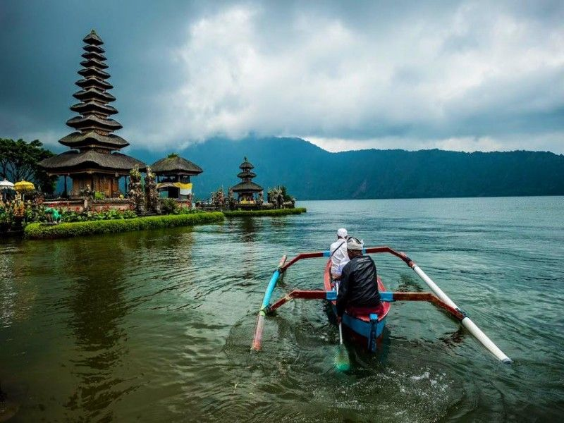 Tanah Lot And Bedugul Tour