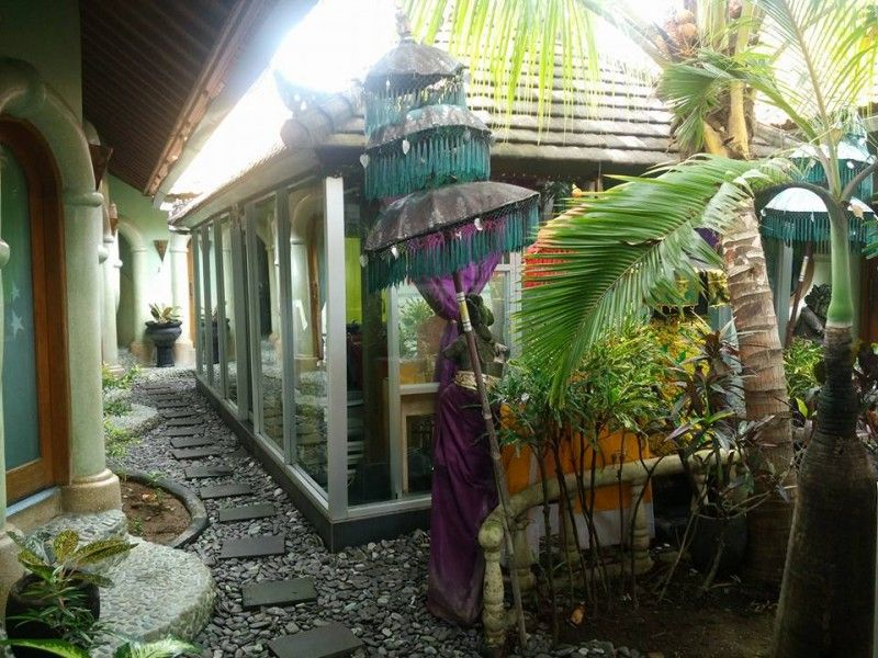 Stone Massage Seminyak Spa