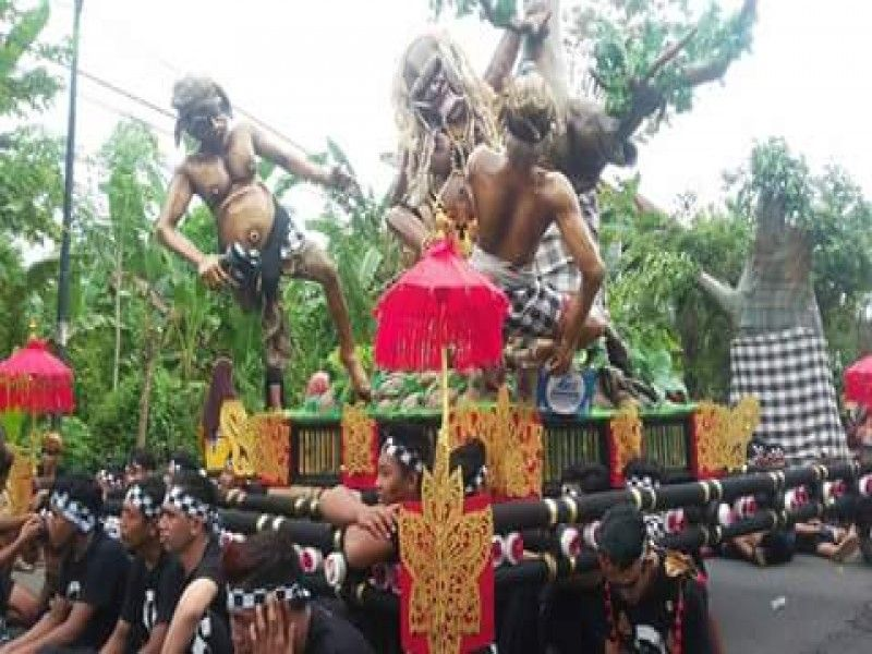 Nyepi Day 2017 in Bali ( Bali Day Of Silence - 28th March 2017 )