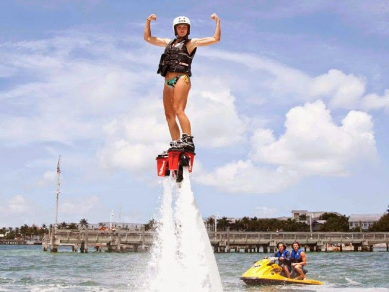 Flying Board Bali