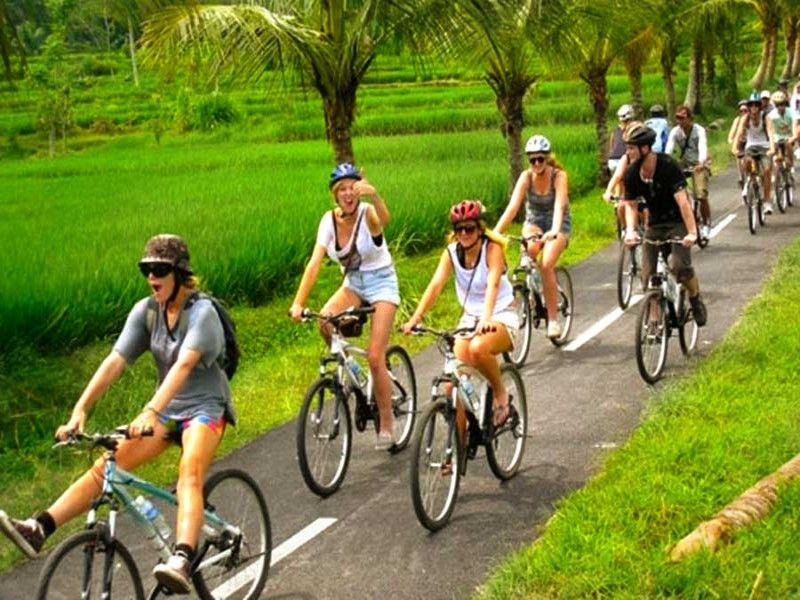 Bali Adventure Cycling Tour