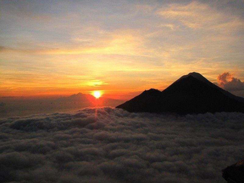Mt. Batur Sunrise Trekking