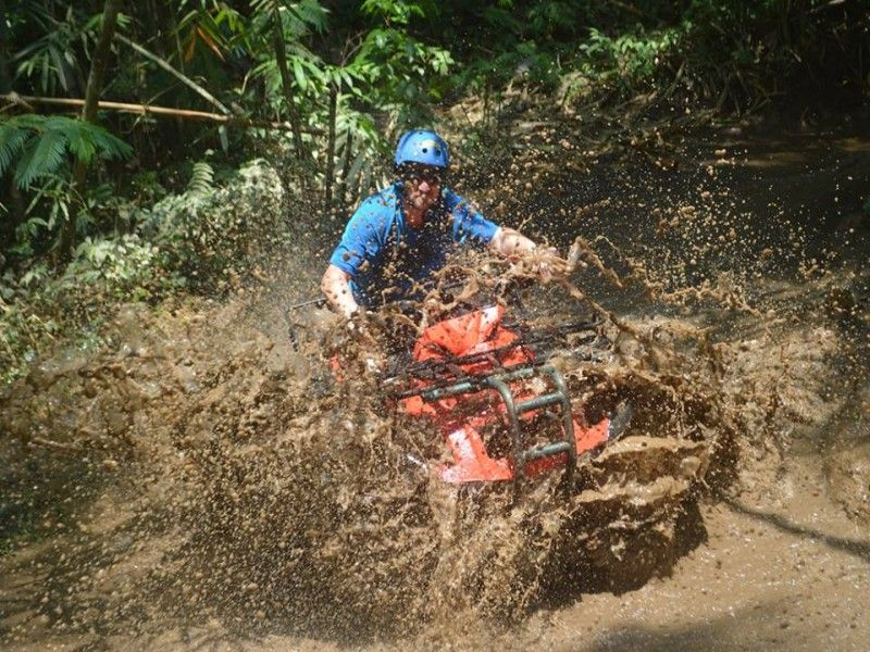 Atv Ride Bali | Single Ride